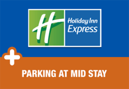 Stansted Holiday Inn Express with Parking