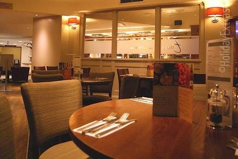The Premier Inn A23 Airport Way Thyme restaurant
