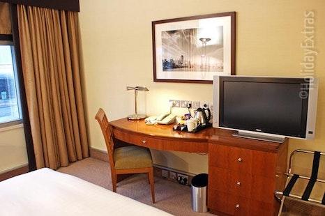 Heathrow Hilton T4 room facilities