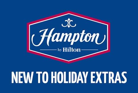 Hampton by Hilton, Gatwick