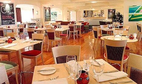Seasons Brasserie at the Quality Heathrow