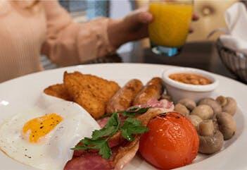 Bristol airport hotels with breakfast deals