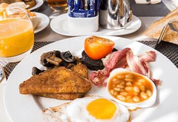 East Midlands Airport Hotels Breakfast Deals