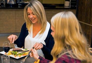 Dinner deals at Edinburgh airport hotels