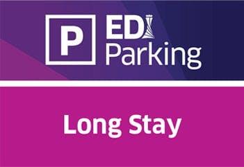 Edinburgh airport Long Stay parking