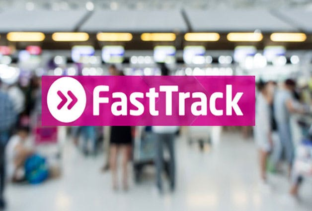 Bristol airport hotels with Fast Track