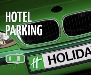 Heathrow Holiday Inn M4 J4 with Parking