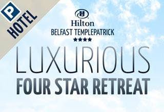 Belfast Hilton with parking