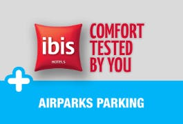 Ibis Hotel Birmingham with parking at Airparks