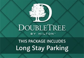 Doubletree by Hilton Newcastle airport with Long Stay parking