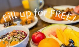 Stansted airport hotels with free breakfast