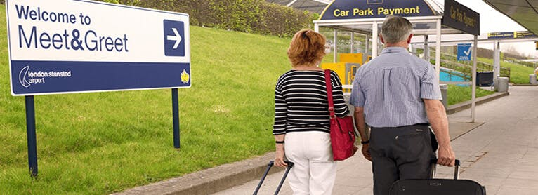 Stansted airport hotels with Meet and Greet parking