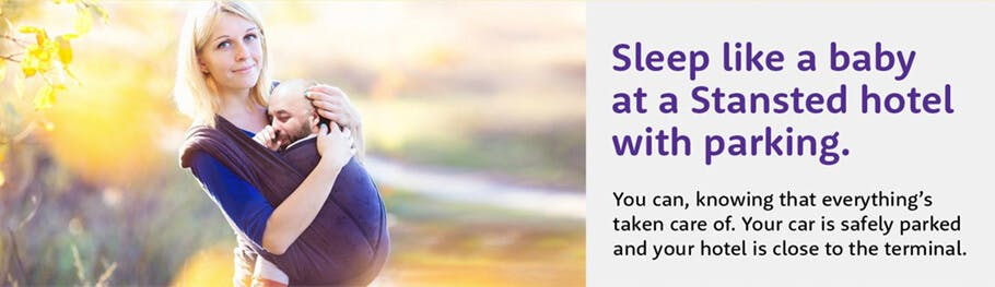 Stansted airport hotels with parking