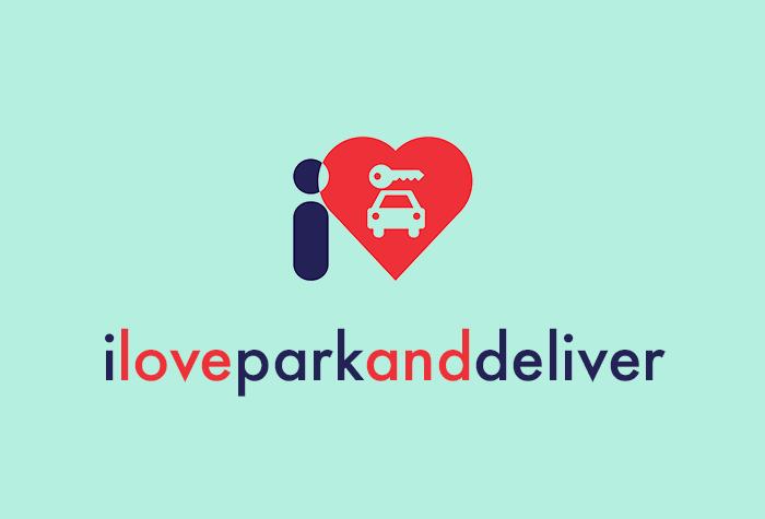 I Love Park and Deliver logo