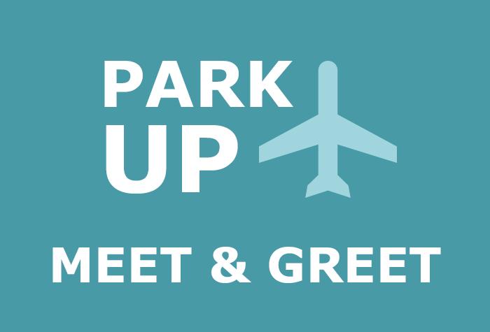 Park Up Meet and Greet logo