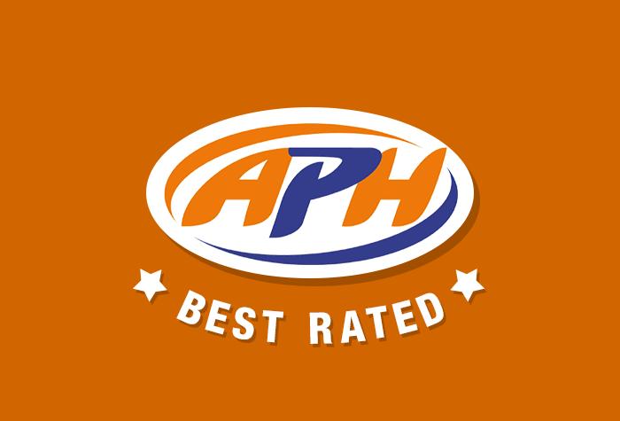 APH - all terminals logo
