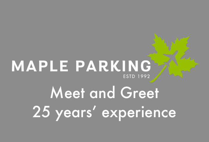Maple Parking Meet and Greet North logo