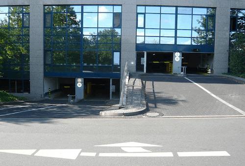 Maritim Tiefgarage Flughafen Hannover