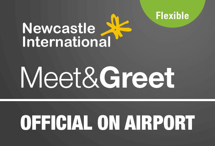 Meet and Greet - Flexible logo