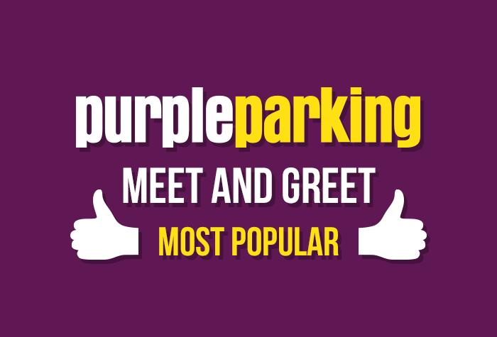 Purple Parking Meet and Greet South logo