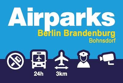 Airparks BER P1 Parkhaus