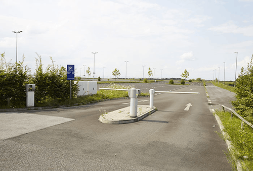 Dortmund Airport Parkplatz P3