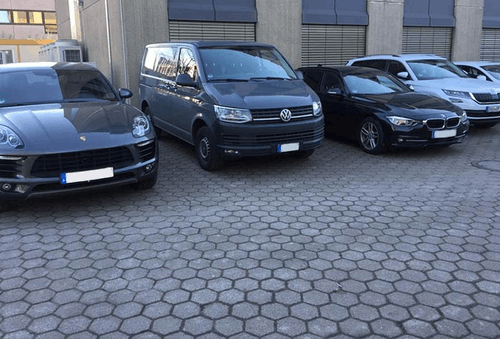 Valet Airport DUS Parkplatz
