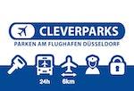 Cleverparks Parkplatz Düsseldorf Flughafen