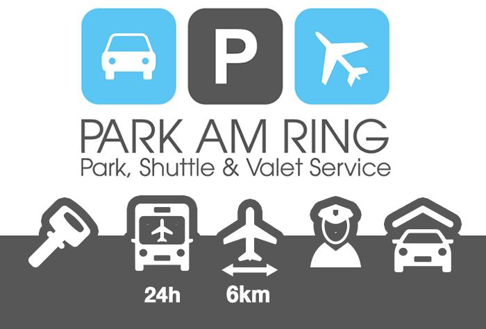Park am Ring Parkhalle Düsseldorf
