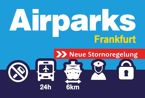 Airparks Kreuzfahrt Parkplatz Frankfurt