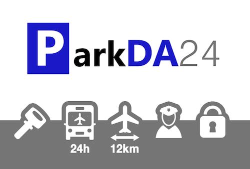 ParkDa24 Parkplatz Frankfurt