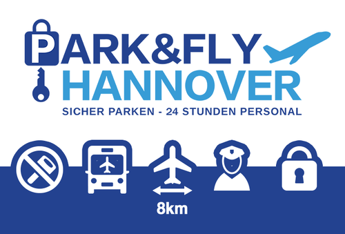 Park & Fly Parkplatz Hannover/Langenhagen
