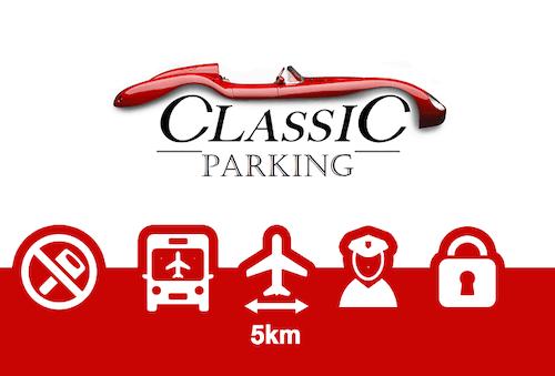 Classic Parking Parkplatz Hamburg (ohne Schlüsselabgabe)