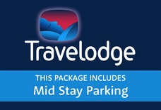 STN Travelodge with Mid Stay
