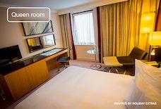 MAN Hilton Queen room