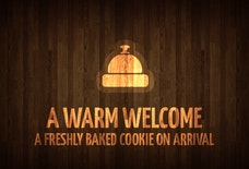 NEWCASTLE DOUBLETREE WARM WELCOME