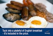 BHX Novotel breakfast
