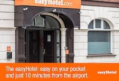 easyHotel Exterior
