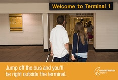 Long Stay T1 and 3 Departures