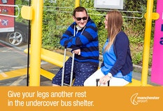 Long Stay T2 Bus Stop