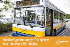 Long Stay T2 Bus