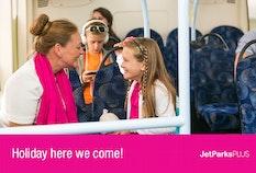 Jet Parks Plus On the Bus
