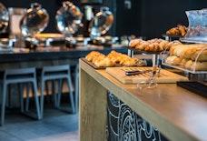 BHX Ibis breakfast pastries