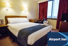 LGW Airport Inn Room tile