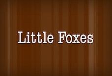 LGW little foxes tile 1