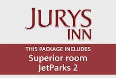 EMA Jurys Inn Jetparks 2 sup room