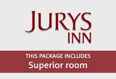 EMA Jurys Inn sup room