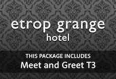 MAN Etrop Grange with Meet and Greet T3