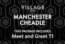 MAN Village Urban Cheadle with meet and greet T1
