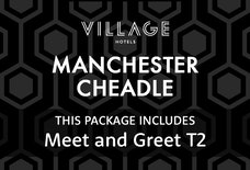 MAN Village Urban Cheadle with meet and greet T2